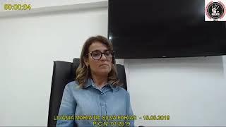 Operação Calvário: Confira vídeo com trecho da delação premiada de Livânia Farias ao Gaeco