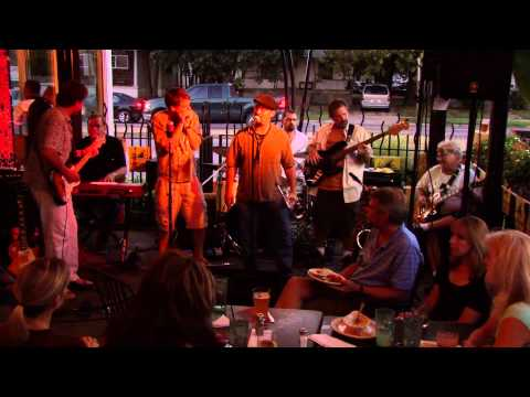 Red State Blues Band: Blues in the Dark