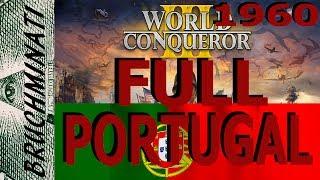 Portugal 1960 Conquest FULL (NO Generals/Ion Cannon) World Conqueror 3