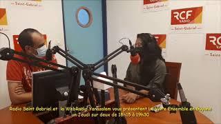 émission LE VIVRE ENSEMBLE EN GUYANE 30 Septembre 2021 Le Peuple autochtone de Guyane