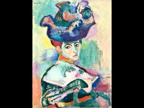 MATISSE La femme au chapeau (présentation)