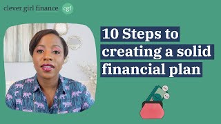 10 Steps to Creating a Solid Financial Plan   How to Take Action Now
