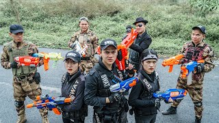 LTT Nerf War : Squad SEAL X Warriors Nerf Guns Attack Dr.Lee Crazy Fighting League of Legends