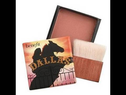 Review of Dallas Blush Bronzer by Benefit Cosmetics
