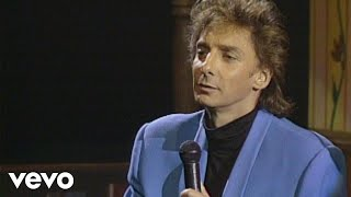 Barry Manilow - I Am Your Child (from Live on Broadway)