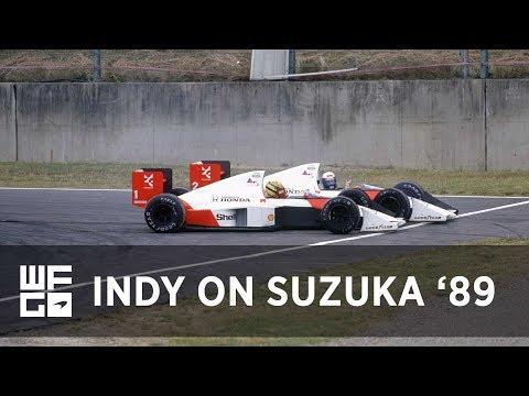 Suzuka 1989 | WFG TV revisits history