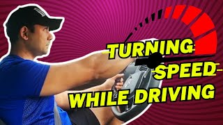 Turning Speed while Driving - New Driver Tips|| Toronto Drivers