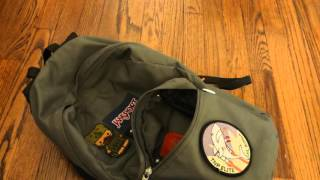 EDC Update: Backpack Special