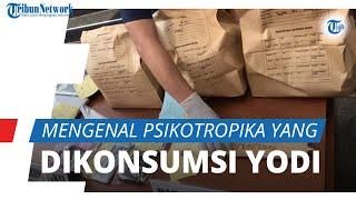 Mengenal Amphetamine, Zat Psikotropika yang Ditemukan dalam Urine Editor Metro TV Yodi Prabowo