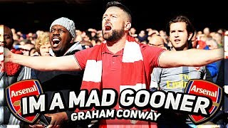 I'm A Mad Gooner!!! | For The Fans (New Feature)