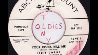 Eydie Gorme   your kisses kill me ABC PARAMOUNT