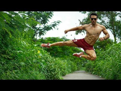 Climax shoot in Bangkok #Bts #Soty2 || gymnastics practice || Tiger Shroff || Tiger Rules Official