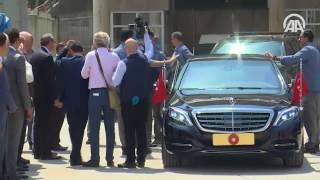 Cumhurbaşkanı Erdoğan, Artvin'de