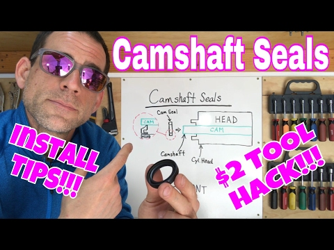 Subaru DiY | Camshaft Seals: How They Work, Installation Tips, and