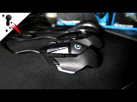 Mice showdown - DEATHADDER ELITE vs LOGITECH G502 - G303
