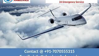 Charming Air Ambulance Service in Delhi and Ranchi by Sky Ambulance