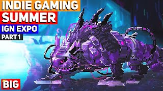 Summer Of Indie Gaming– IGN Expo Part 1 | E3 2020