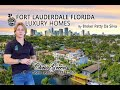 Fort Lauderdale Florida Luxury homes in Broward County.  Luxury Listing Broker Patty Da Silva - https://bit.ly/3oxRzw7