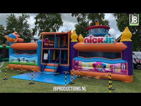 Nick JR Playtrailer Inhuren