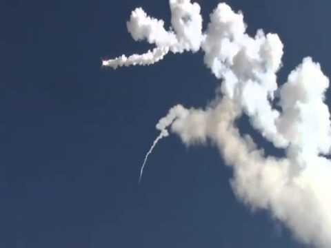 ניסוי של טיל נגד מטוסים בסין - נכשל!