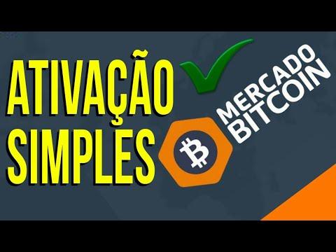 Veja como é SIMPLES ativar conta no Mercado Bitcoin|| Mais DICA de segurança