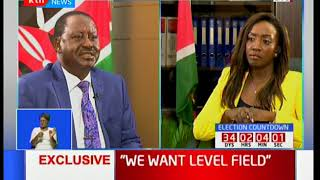Raila Odinga shares his position over NASA strategist David Ndii's statement