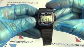 Часы Casio Оригинал и Подделка - YouTube