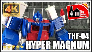 Toy House Factory THF-04 THF HYPER MAGNUM Transformers Masterpiece MP-22 Ultra Magnus