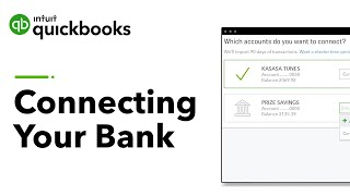 How to connect your bank account & credit cards