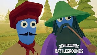НЕДЕТСКАЯ БОМБЁЖКА ► Totally Accurate Battlegrounds #2