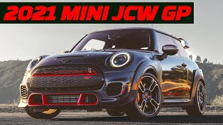 [MotorTrend] 2021 Mini John Cooper Works GP on the Track!