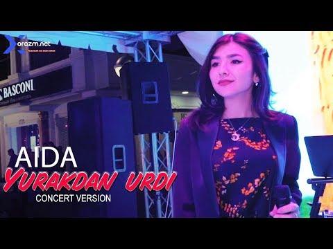 Aida - Юракдан урди (Клипхои Узбеки 2019)
