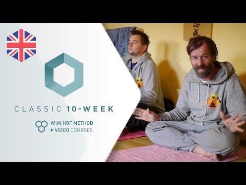 Wim Hof Method - Classic 10-Week Video Course