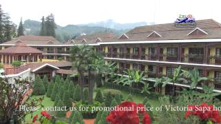 preview picture of video 'Victoria Hotel Sapa - Hotels In Sapa'