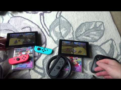 How to setup WIRELESS PLAY on the Nintendo Switch