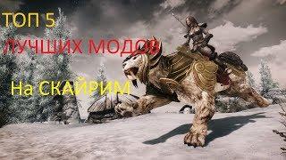 ЛУЧШИЕ МОДЫ НА СКАЙРИМ!+СЕКРЕТНЫЙ МОД В ОПИСАНИИ!!!(Хитрая Плутовка)