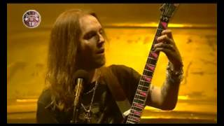 Children Of Bodom - Shovel Knockout HQ Live @ Graspop Metal Meeting, 24.06.12