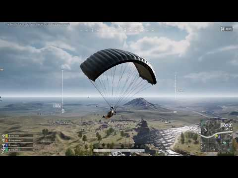 PUBG Ps4 Road To Master Rank #3