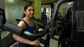 Weight Training Workout for Shoulder muscles | Women's Fitness
