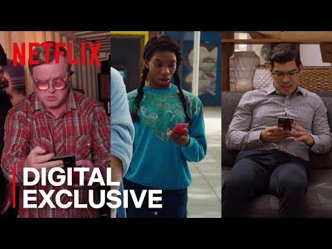 Netflixing in Public | Netflix