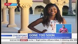 Norah Jelagat Kenyan student dies in Stanford University