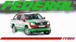 Видеообзор Federal Himalaya SUV