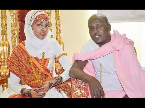 Muuqaal Xiiso Leh: Meher-Dhaqameed Loo qabtay Wariye Cabdimaalik Muuse Coldoon iyo Marwadiisa Aasiya