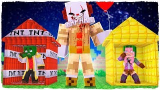 👉 EL PAYASO IT (ESO) VS BASE PRO - MINECRAFT