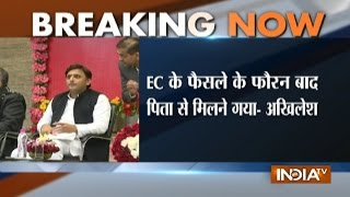 UP Election 2017 Decision On Alliance With Congress In A Day Or Two Says Akhilesh Yadav