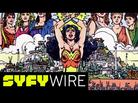 Wonder Woman's Paradise Island/Themyscira: Everything You Didn't Know   SYFY WIRE