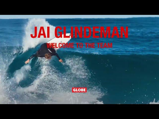 Jai Glindeman se une al equipo de Globe