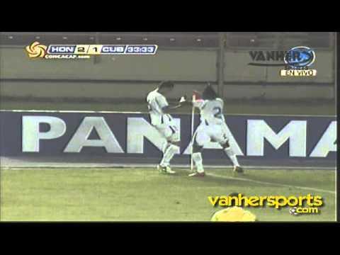 Pre-Mundial Sub 17: Honduras 4-1 Cuba