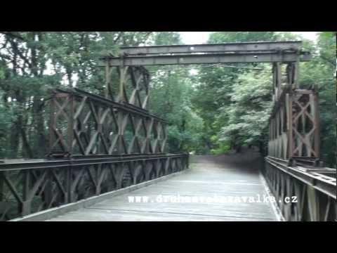 Liberty Park - Nationaal Oorlogs- en Verzetsmuseum - Overloon - Bailey Bridge