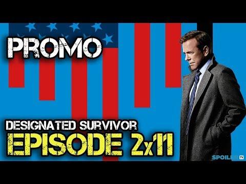 Designated Survivor Season 2B Promo